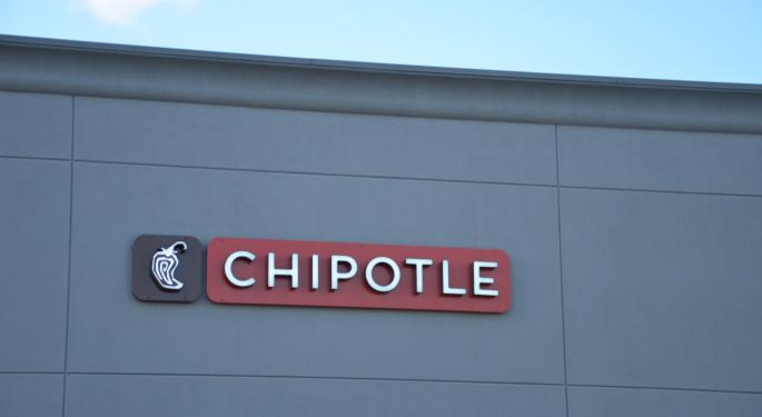 Chipotle's Same-Store Sales Targets May Be History After Horrendous Week