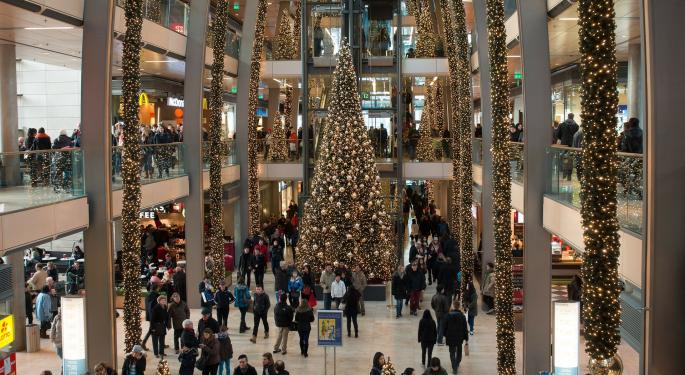 The Holiday Season Has Been Kind To Discount Retailers, Not So Much Toward Department Stores