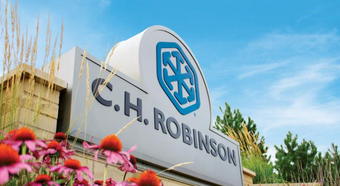 Freight.Tech 25: Technology Innovation Keeps C.H. Robinson Focused On Customers