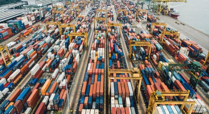 Goods Trade Deficit Narrows Again As Export Growth Outstrips Gains In Imports