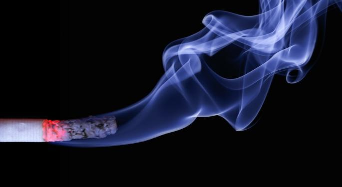 Congress Passes Spending Bill That Raises Tobacco, E-Cigarette Buying Age To 21