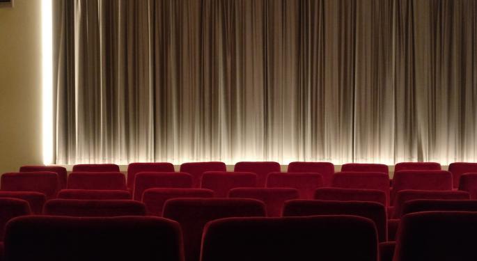 Alibaba Wants More Hollywood Hits After Oscar Win