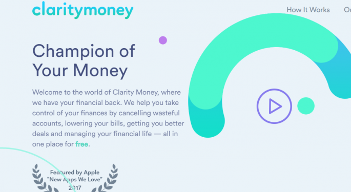 Personal Finance App Clarity Money, An $11-Million Funding Round And Your Financial Health