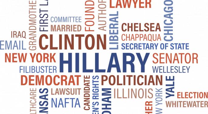 Clinton Proposes 5 Ideas To Fix U.S. Economy
