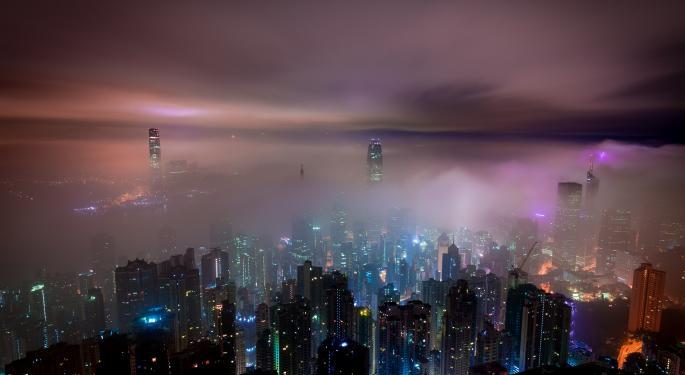 Huge Jump In China Merchants Port Holdings' Revenues And Profits