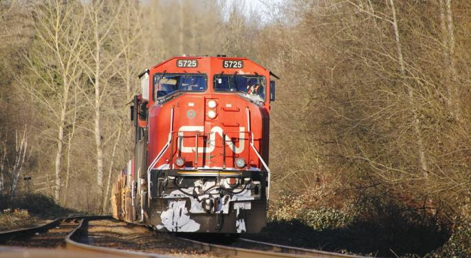 Canadian National Saw Performance Drop In Third Quarter As Capital Projects And Repairs Slowed Railcars