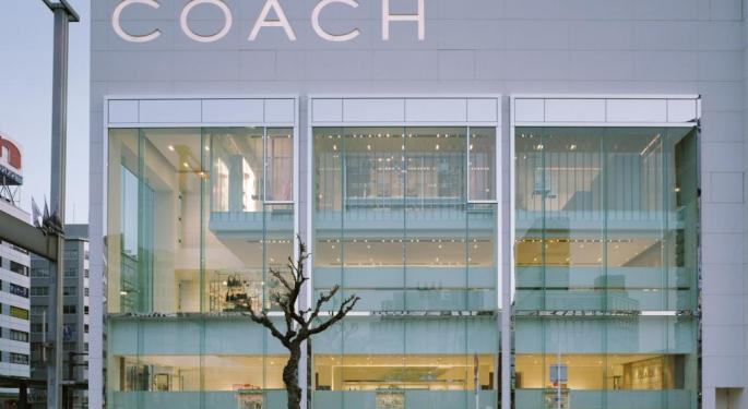 Coach Is Changing Its Name To...Tapestry?