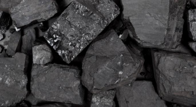 Picking Through the Rubble in Coal – And Doing Some Buying
