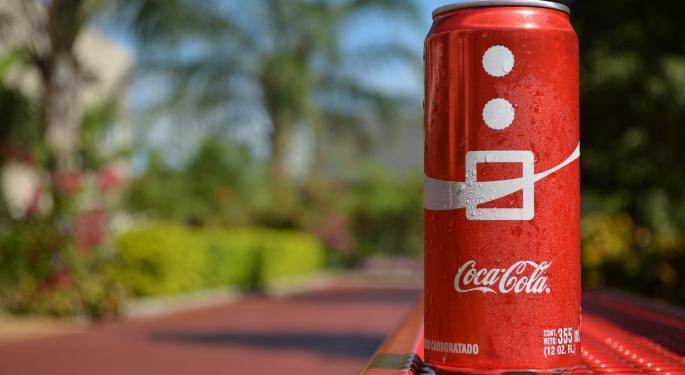 Coca-Cola CEO Talks Q2 Earnings, Downplays North American Concerns