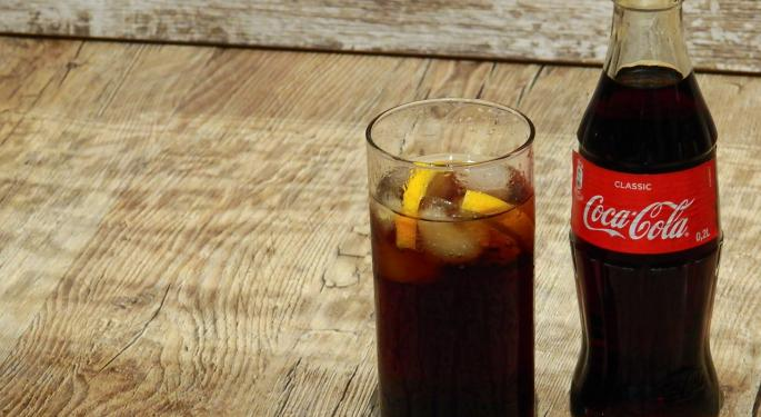 Coca-Cola On The Forefront Of Recycling Plastic