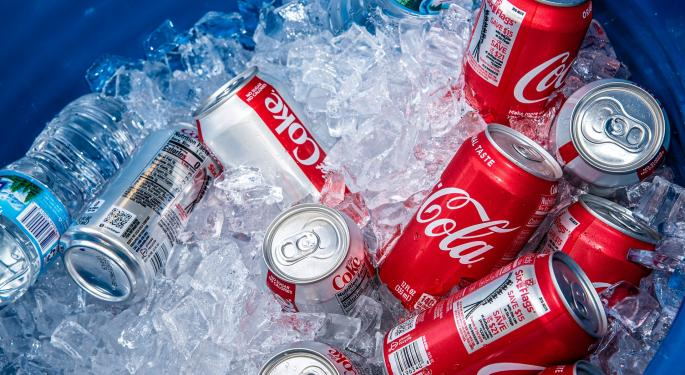 Big Growth Comes In Small Package For Coca-Cola