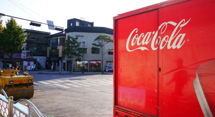 Deutsche Makes A Resolution To Hold Coca-Cola, Procter & Gamble In The New Year
