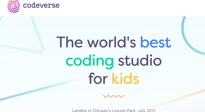 School Of Cool: Codeverse Preps Next Generation Of Cyber Experts