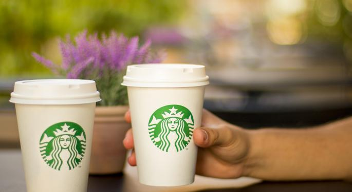Starbucks Meets Q2 Expectations, Valuation Still Too 'Venti' For Some Investors