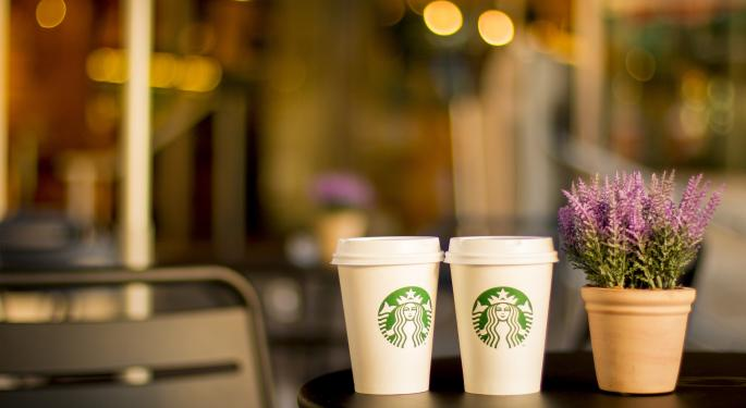 Starbucks Misses Q4 Sales Estimates, Sells Tazo To Unilever For $384 Million