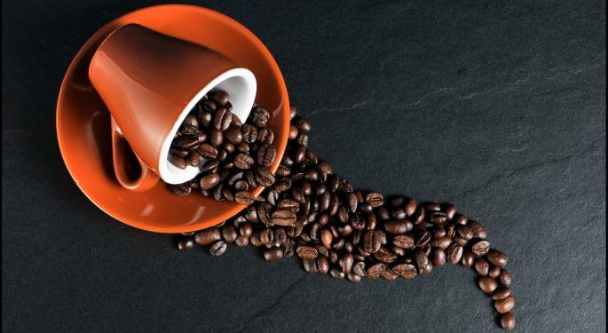 Jon Najarian Sees Unusual Options Activity In Starbucks