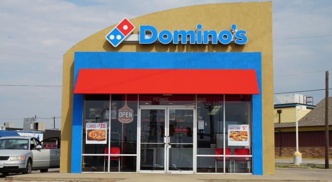 Domino's And Ford Team Up For Autonomous Car Pizza Delivery