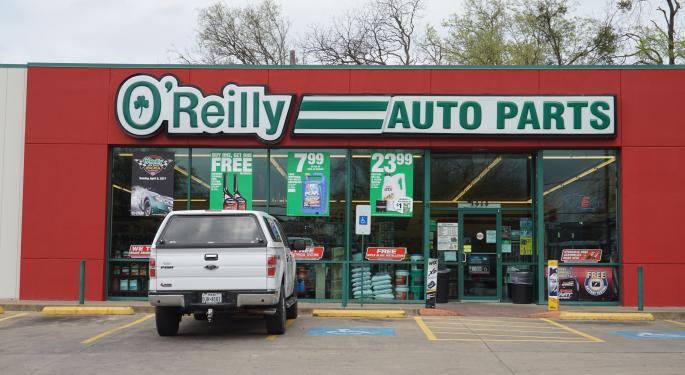 These Analysts Remain Sidelined After O'Reilly's 'Solid' Quarter