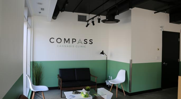 Compass Cannabis Clinic Gears Up For Expansion Into Global Markets