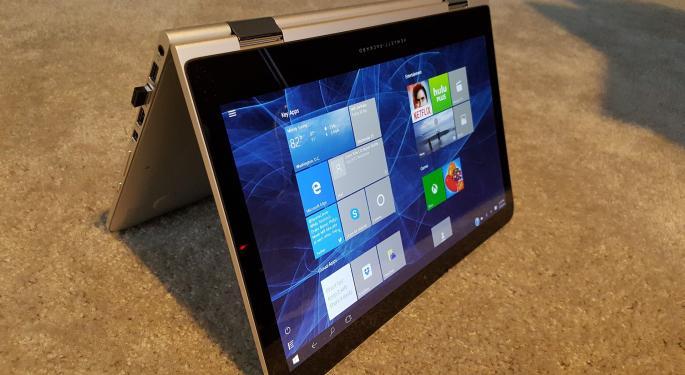 FBR Increasingly Positive On Microsoft Following Windows 10 Adoption Data