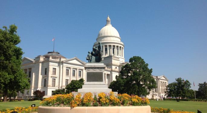 A Snapshot Of America's Medical Marijuana Markets: Arkansas