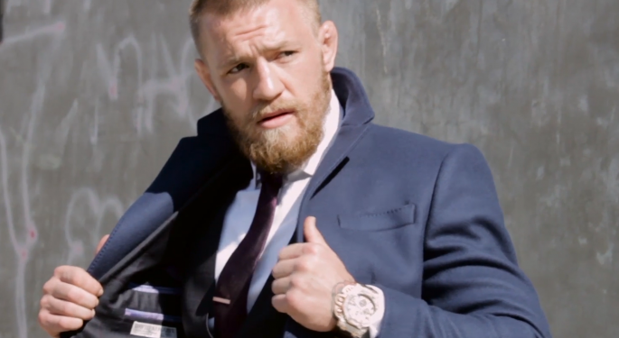 6 Things With Better Odds Than Conor McGregor Against Floyd Mayweather