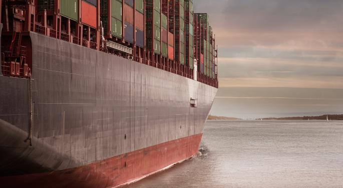 Ocean Shipping On Wall Street: The Sound Of Silence