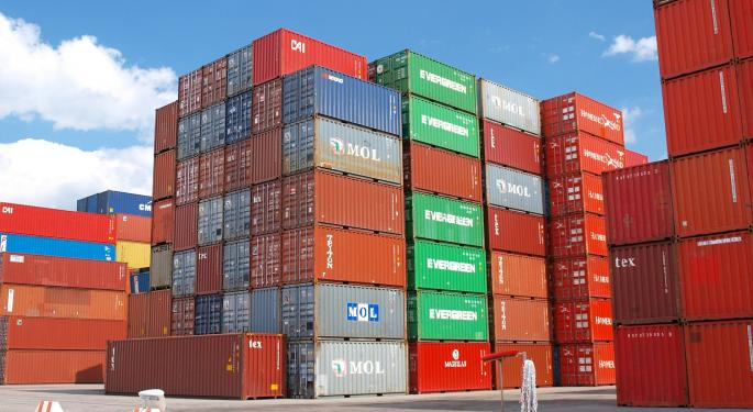 Containers Are The Next Hurricane To Hit US Southeast Ports