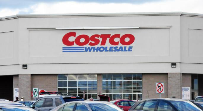 Costco's Earnings Beat Is Largest In 13 Years