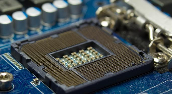 Intel Is The Semiconductor Sector's Only Candidate For Estimate Raises, Nomura Says In Upgrade