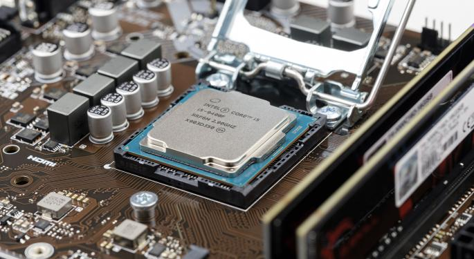 Intel Soars On Q3 Earnings Beat