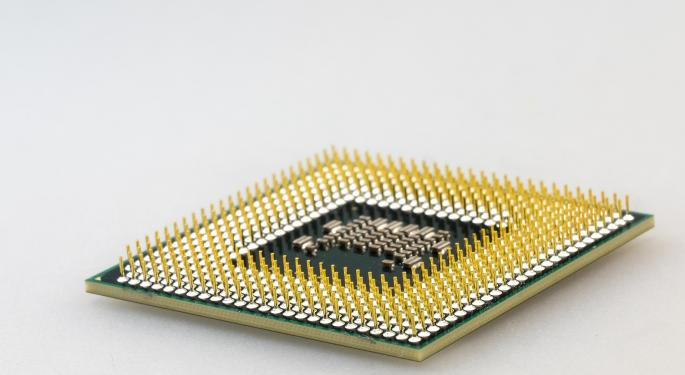 The TechTrader: 2 Chipmakers Among Our Breakout Charts To Watch