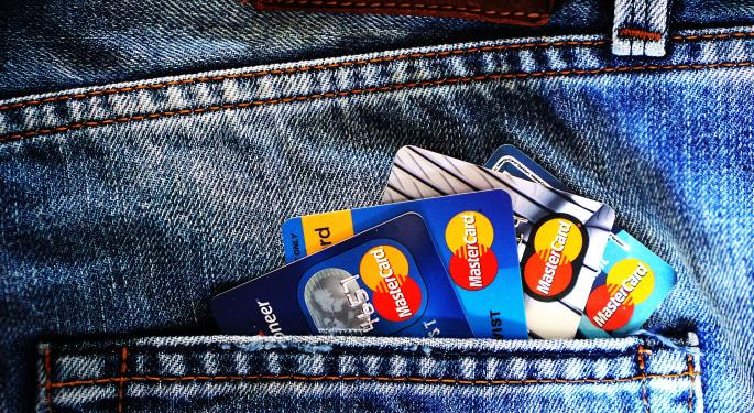 MasterCard: Another Short-Term Cramer Fade