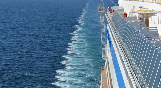 Carnival's Princess Cruises Reports Voluntary Pause Of Worldwide Ship Operations For 60 Days