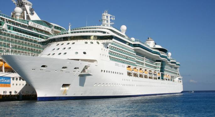Stifel 'Absolute Buyers' Of Royal Caribbean Ahead Q1 Print