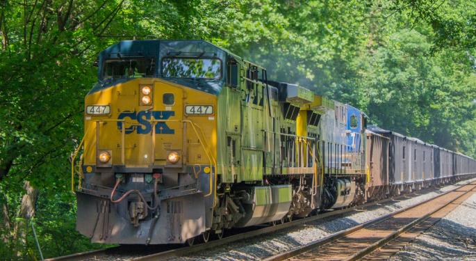 CSX Announces Record 58.6% OR, Says turnaround Not Finished Yet