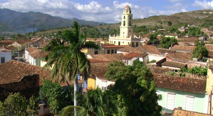 U.S. Companies Race To Set Up Shop In Cuba
