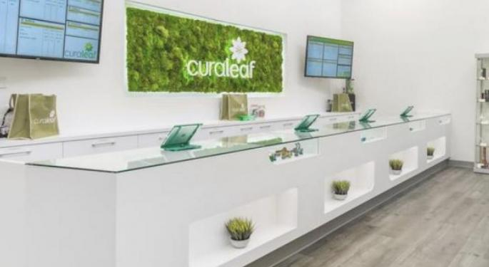 Curaleaf To Buy 'Select' Brand Owner Cura Partners In $948M Deal