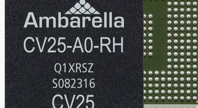 Why KeyBanc Is 'Incrementally More Constructive' On Ambarella