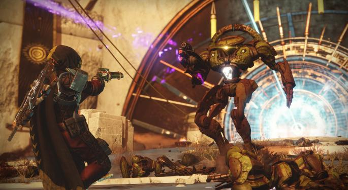 Goldman Sees Opportunity In Activision After Gaming Stock Sell-Off