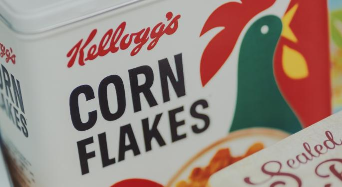 Kellogg Declares Victory In 'First Wave Of Brand Building Investment'