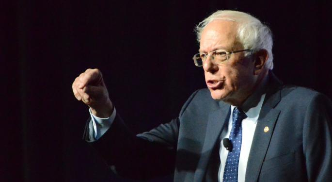 What A Bernie Sanders Presidency Could Mean For Big Tech Stocks