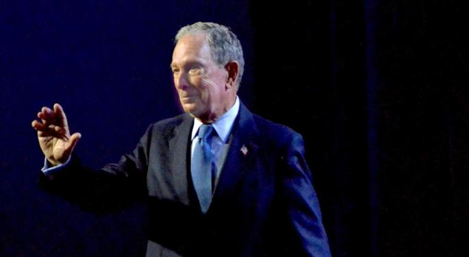 With Michael Bloomberg Running For President, What Happens To The Bloomberg Newsroom?