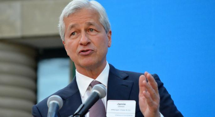 Jamie Dimon On China, WeWork And Brexit