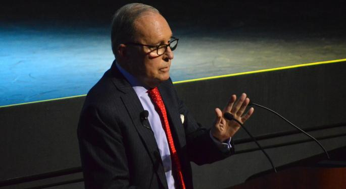 Larry Kudlow Talks Trump's Proposed Middle-Income Tax Cut