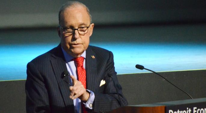 Strong Economy Should Continue For 'Many More Years,' Larry Kudlow Says In Detroit