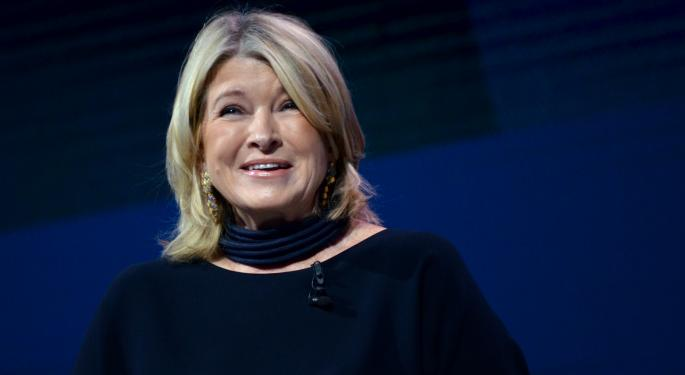 Martha Stewart Touts Detroit As 'A Hotbed Of Innovation'