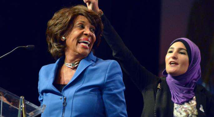 Maxine Waters Calls For Trump's Impeachment, Respect For All Women In Detroit