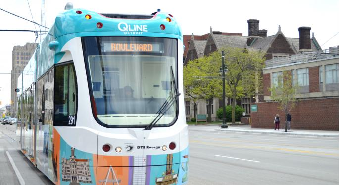 With The Launch Of The QLine, Detroit Has Its First Streetcar In 60 Years: 'It Validates The City'