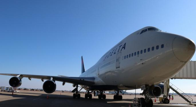 Delta Jolted By Significant Guidance Dip